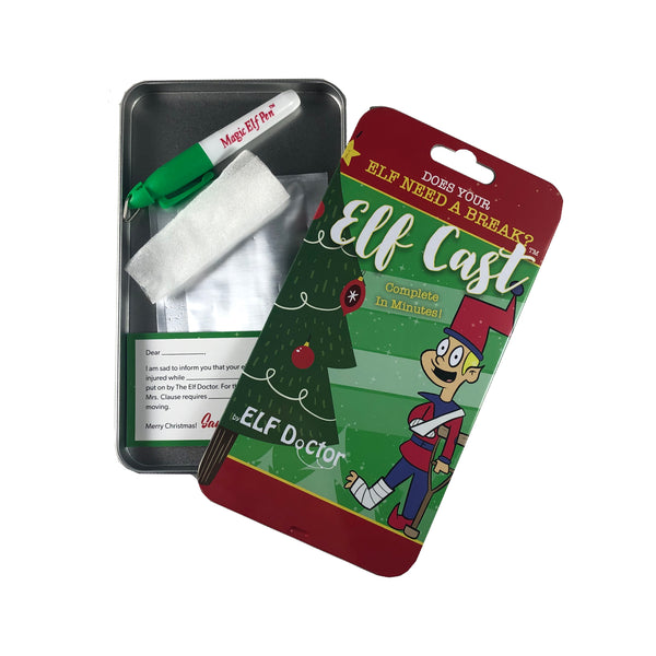 Super Combo Pack (Elf Flex / Elf Cast / Elf Notes)