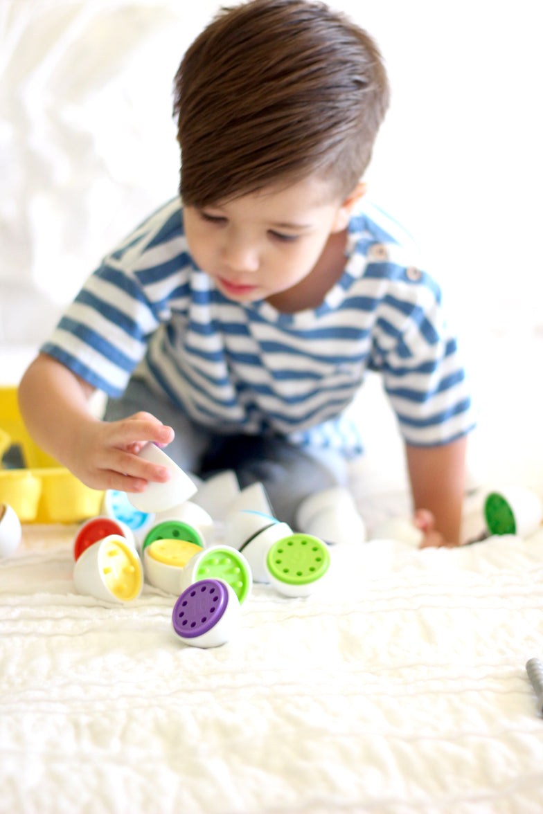 Learning Resources for Toddlers featuring the Egg Set
