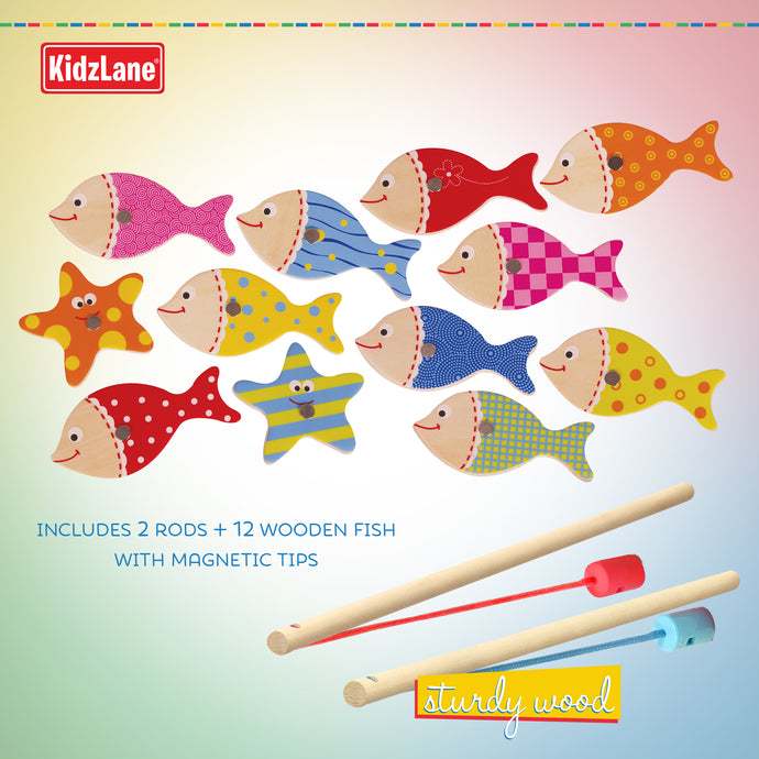KidzLane Classics: Our first ever wooden collection