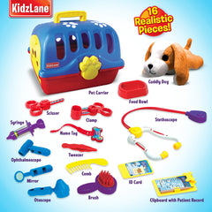 Kids Pet Doctor Kit - Kidzlane