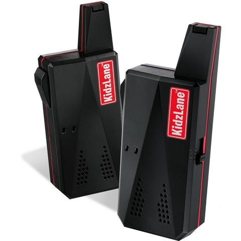 Kids Walkie Talkies Black