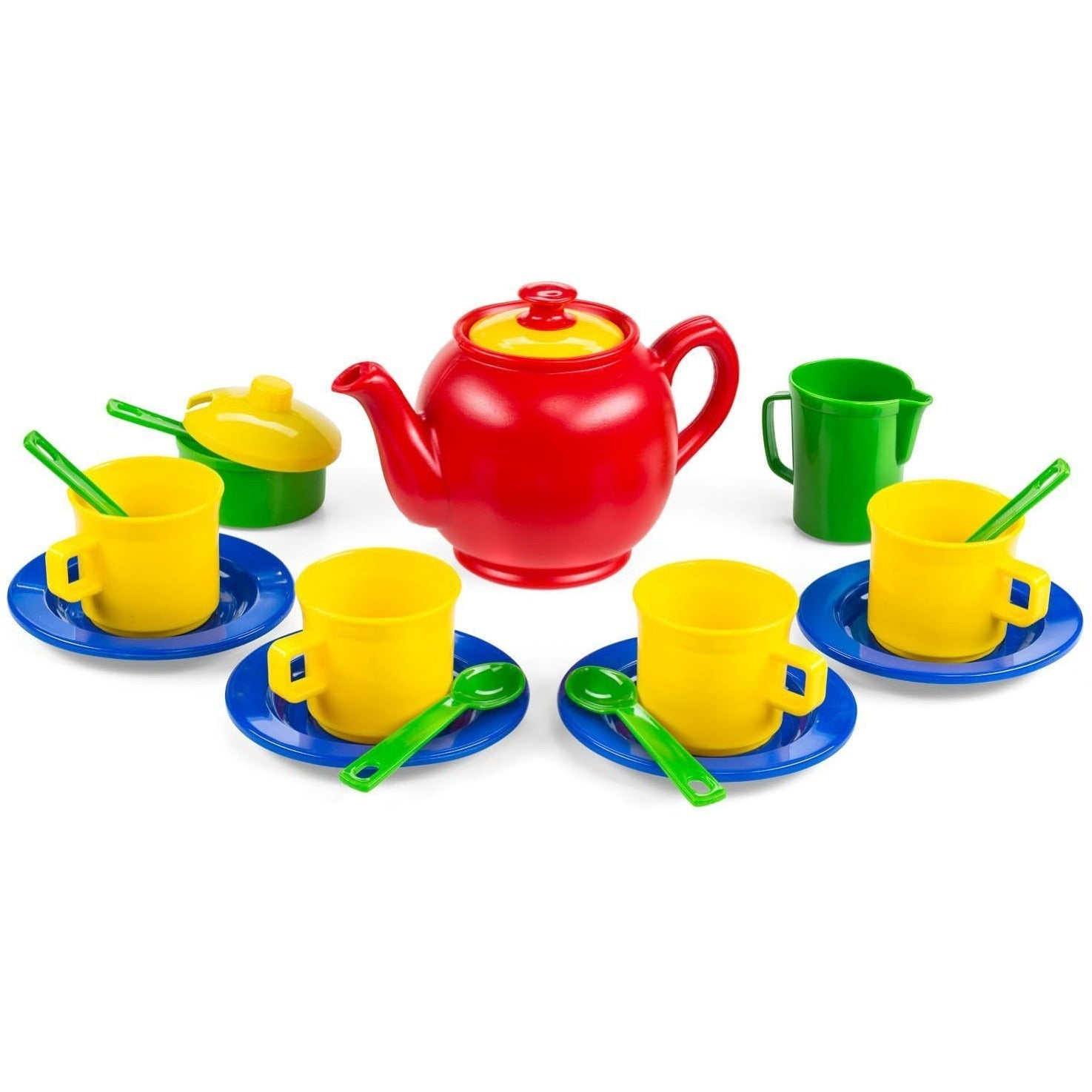 Play Tea Set - Kidzlane
