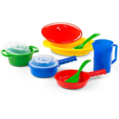 Plastic Pots and Pans Kitchen & Accessories - Kidzlane