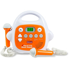 KIDS Bluetooth/MP3/AUX KARAOKE MACHINE - Kidzlane