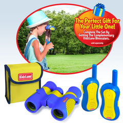 Walkie Talkies for Kids | 1 Mile Range | 3 Channels | Durable, Fun and Easy To Use