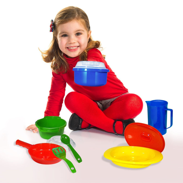 Plastic Pots and Pans - Kidzlane