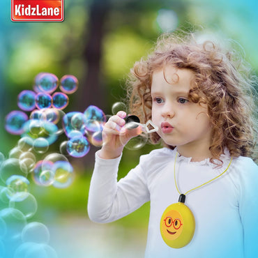 Emoji Bubble Necklaces - Kidzlane