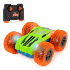 Remote Control Car -Mini Double-Sided Stunt Car