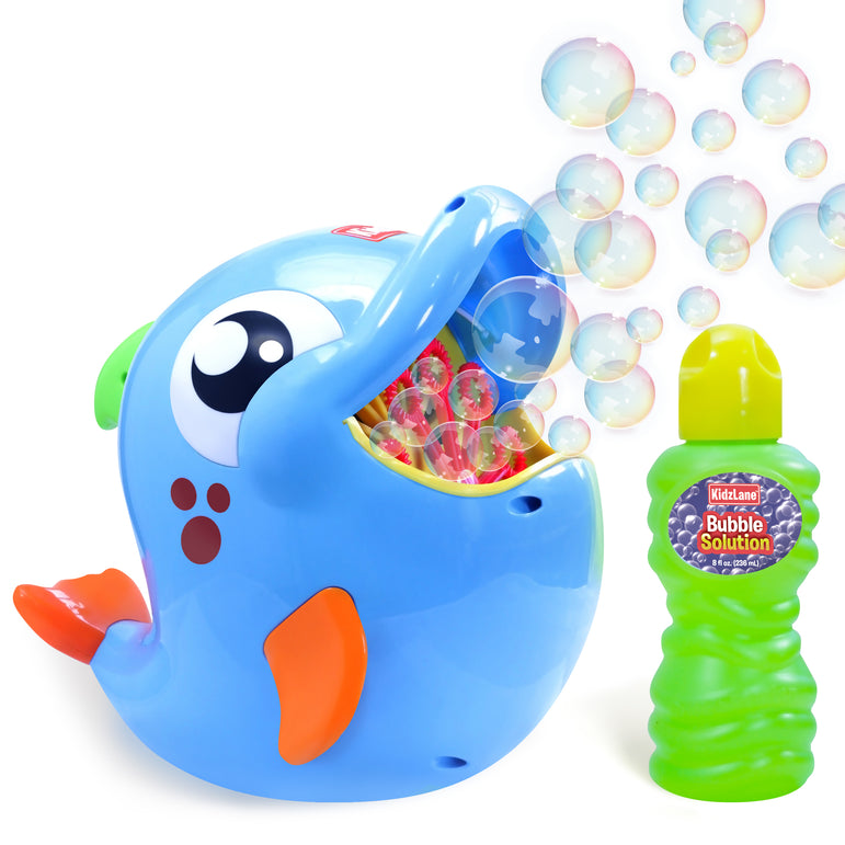 Shark Bubble Machine