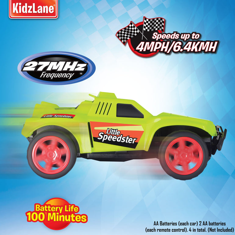 Little Speedster RC Car - Kidzlane