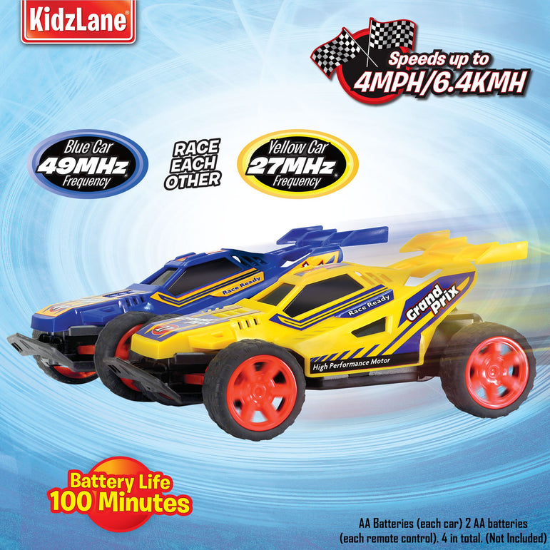 Kidzlane Grand Prix Racing Cars - Kidzlane