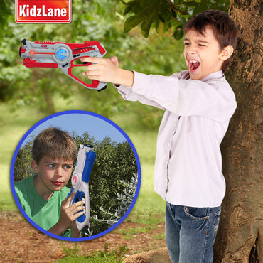 Laser Gun Tag Game 4 Pack