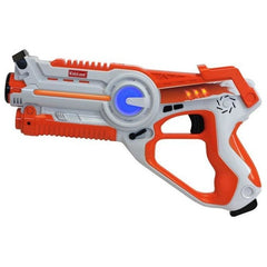Orange Gun For Laser Gun Tag Set - Kidzlane