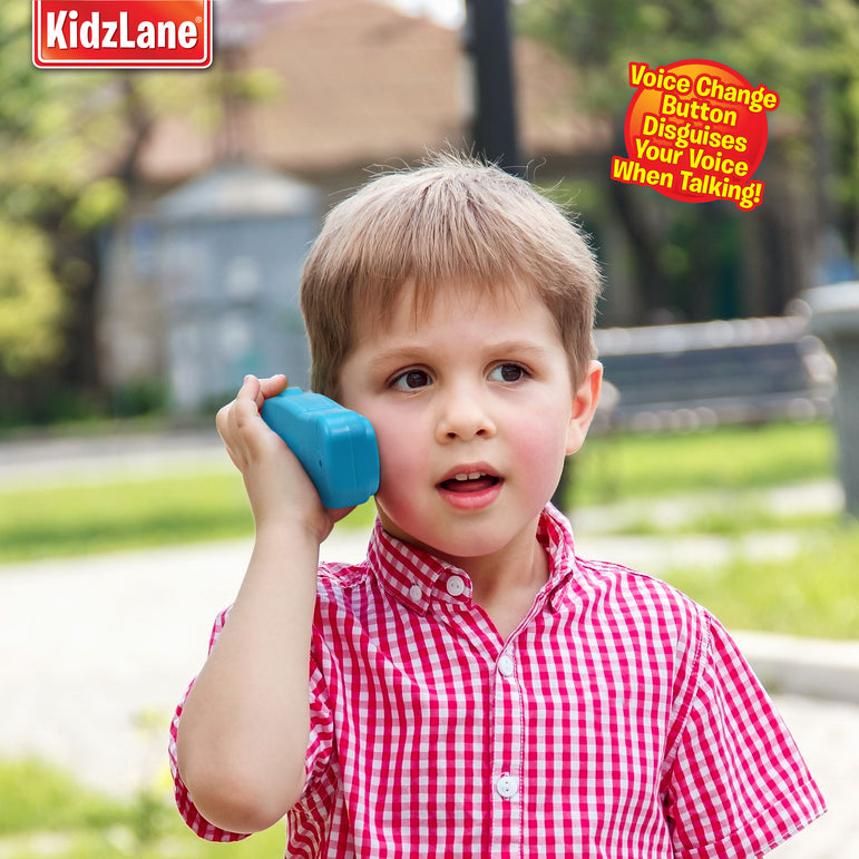 Voice Changing Walkie Talkies - Kidzlane