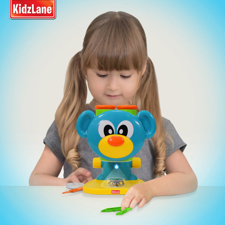 Microscope Science Toy - Kidzlane
