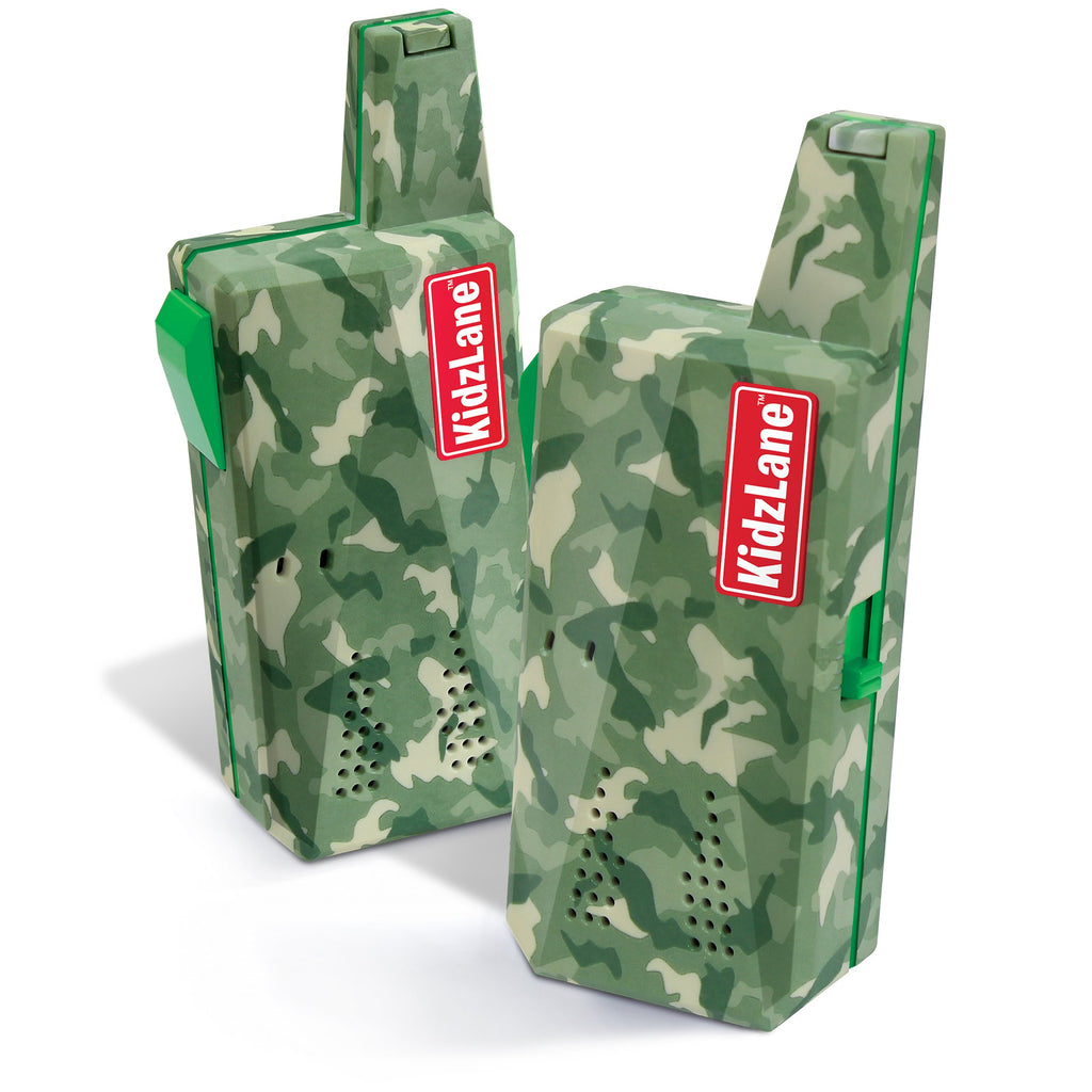 KIDS WALKIE TALKIE CAMO - Kidzlane