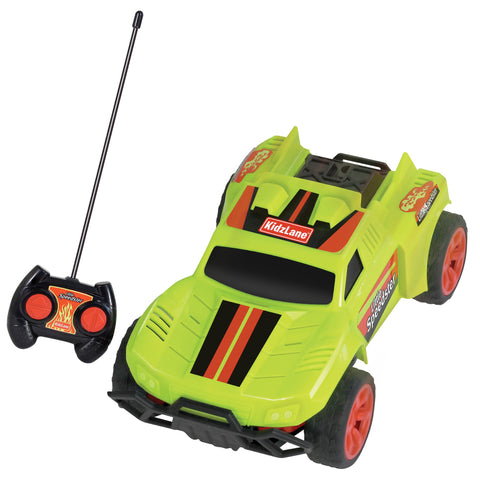 Roll over image to zoom in Little Speedster RC Car for Kids with All-Direction Control and 35 Foot Range - Keep Kids Busy for Hours