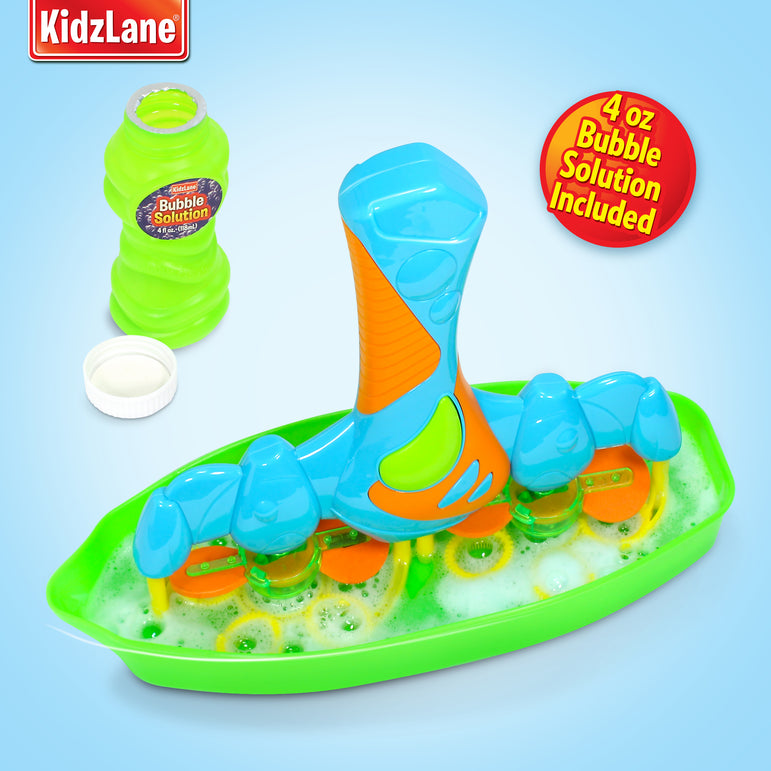 Light-Up Bubble Blaster Wand - Kidzlane
