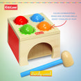Hammer & Ball Wooden Play Set - Kidzlane