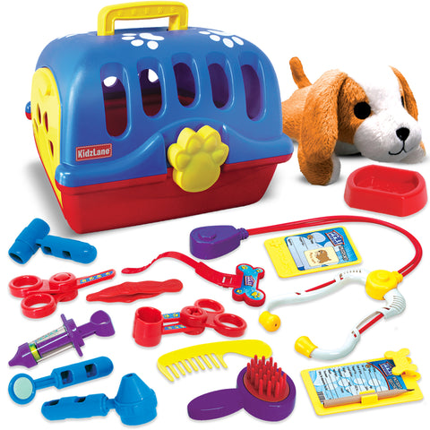 Kids Pet Doctor Kit