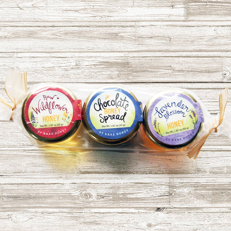 Bare Honey Mini Gift Set