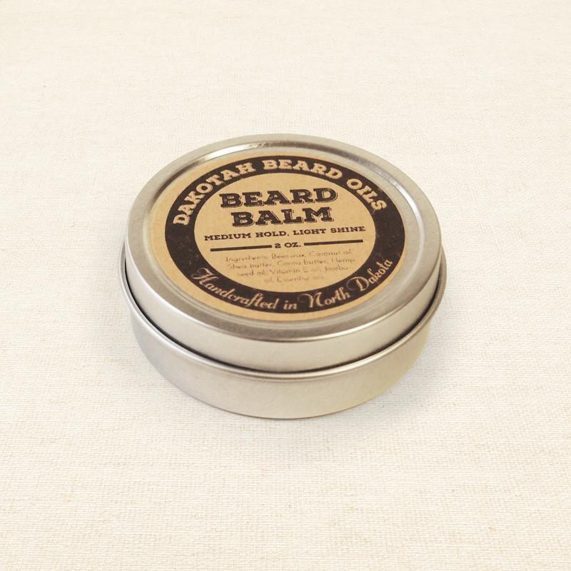 Natural Artisan Beard Balm