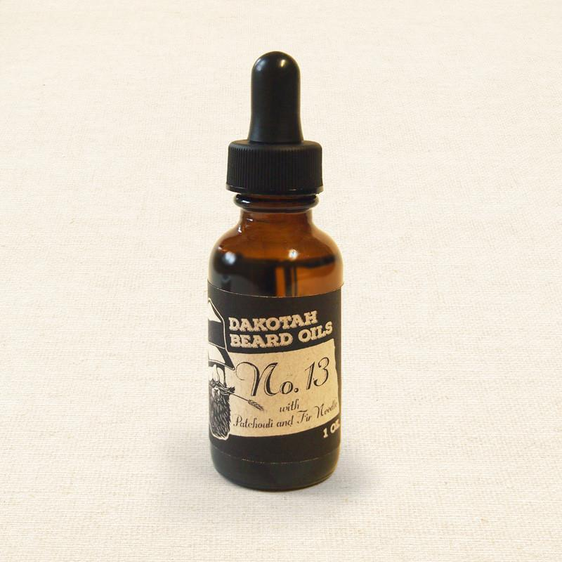 Natural Artisan Beard Oil