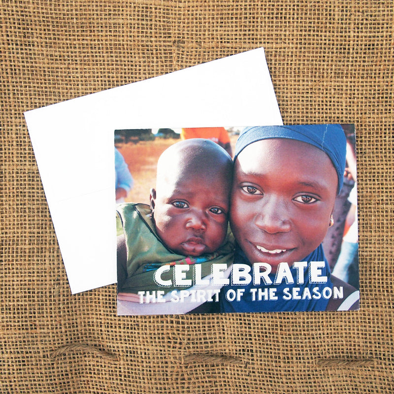 Assorted Sets of 5 Holiday Cards