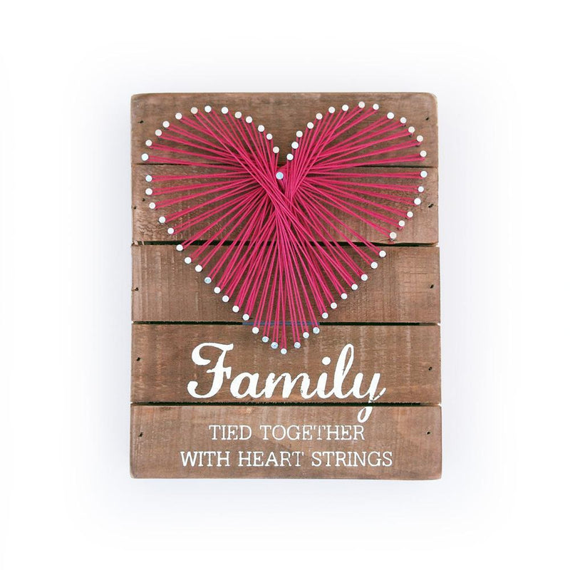 Family String Art