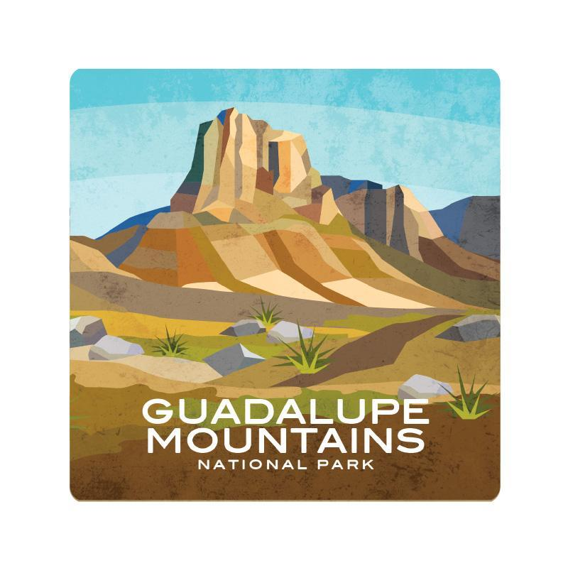 Single National Parks Coasters - All 60 Parks!