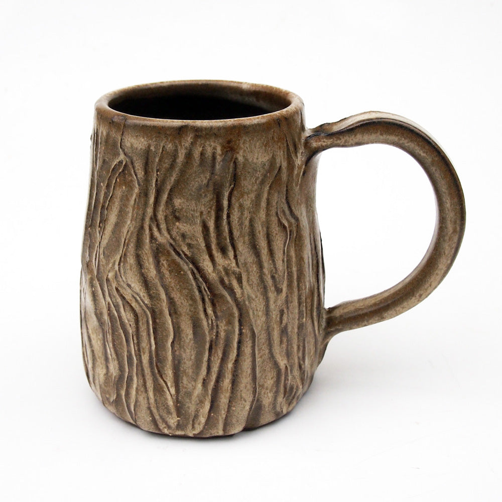 Hand-Thrown Ceramic Mugs