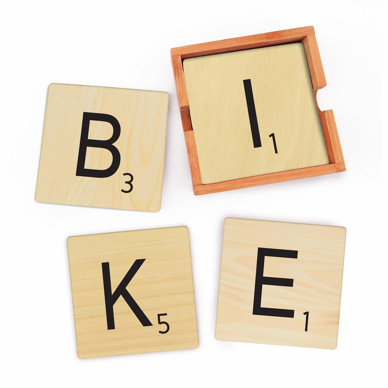 BIKE Coaster Set