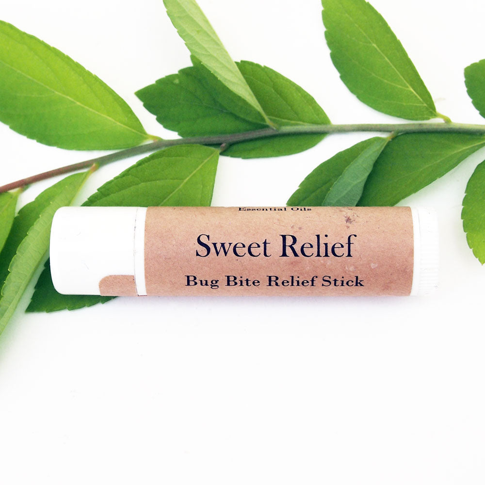 Sweet Relief: Bug Bite Relief Stick