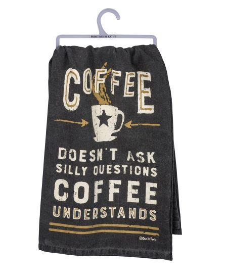 Coffee Dish Towel