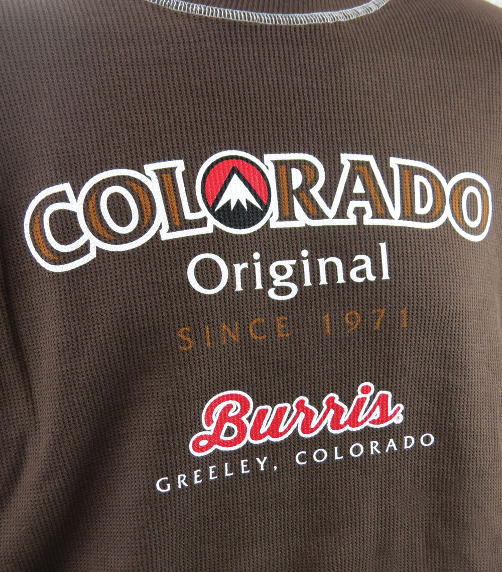900728 - Burris Thermal Shirt