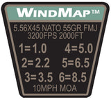 Custom Knob and WindMap