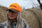 900724 - Blaze Orange Hunting Cap