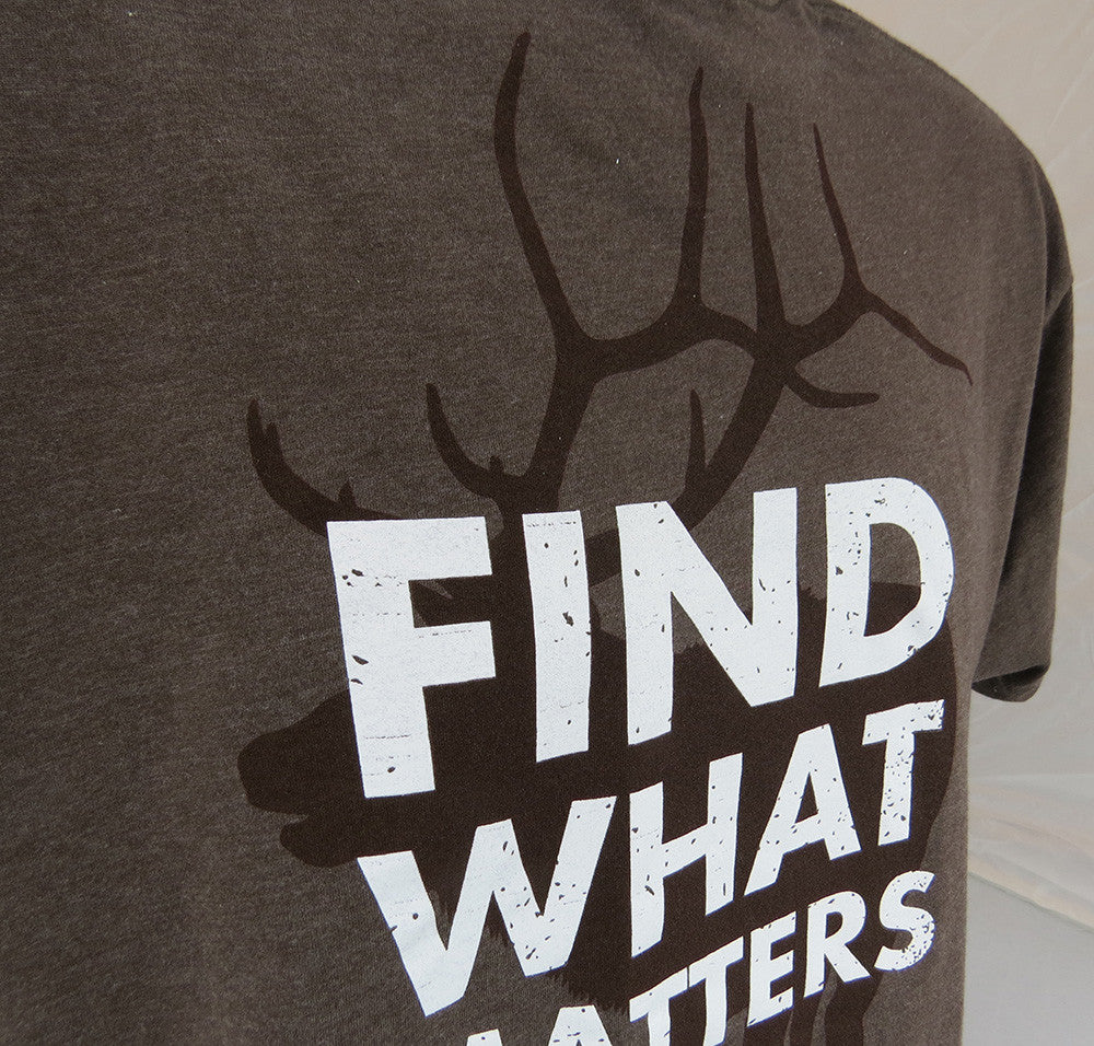 900730 - Find What Matters T Shirt