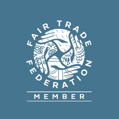 Proud member of the Fair Trade Federation