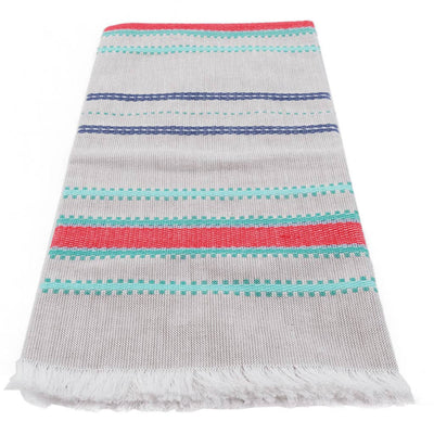 Wheat Cottage Towel - Mango + Main
