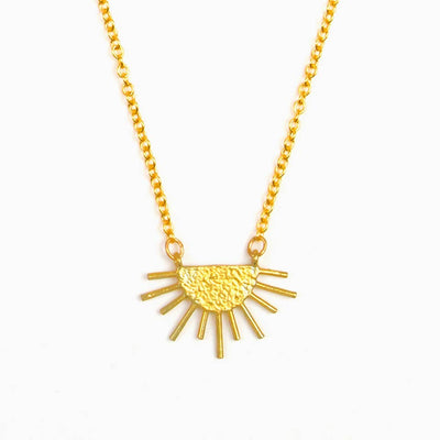 Sun Ray Necklace