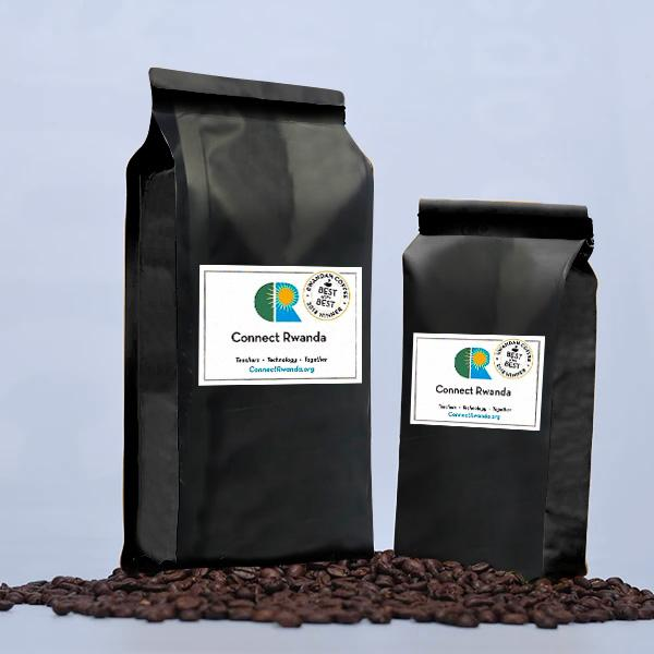 Connect Rwanda Coffee - Medium Roast