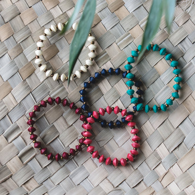 Stacking Bracelets - Mango + Main