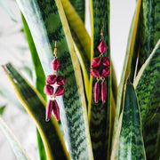 Sunset Earrings - Mango + Main