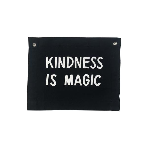 Kindness is Magic Banner