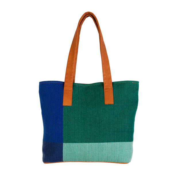Summer Tote Bag - Ocean - Mango + Main