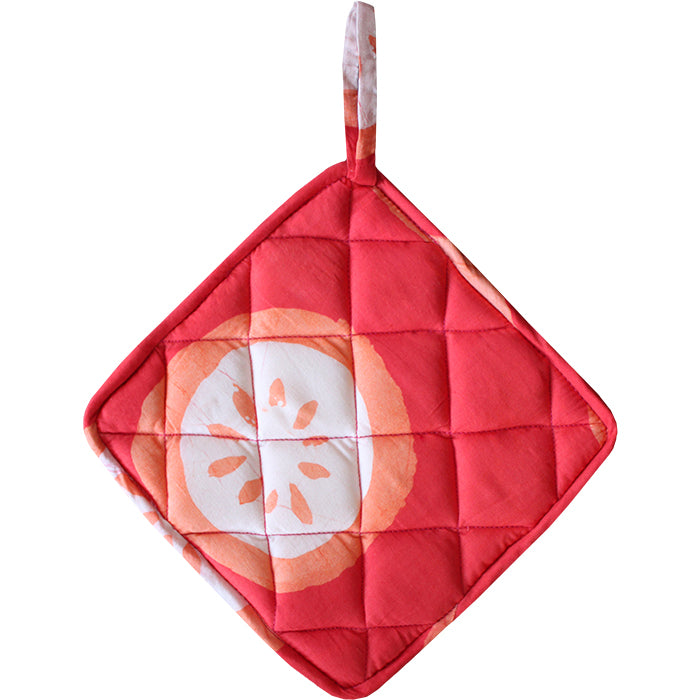 Pot Holder - Citrus