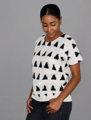 Dylan Triangle Top