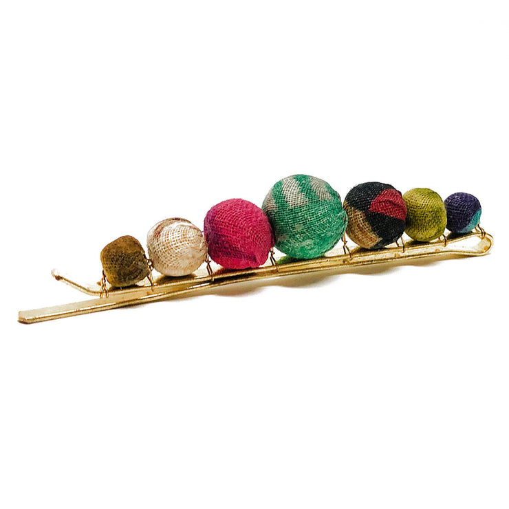 Sari Chic Graduated Hair Pins - Set Of 2