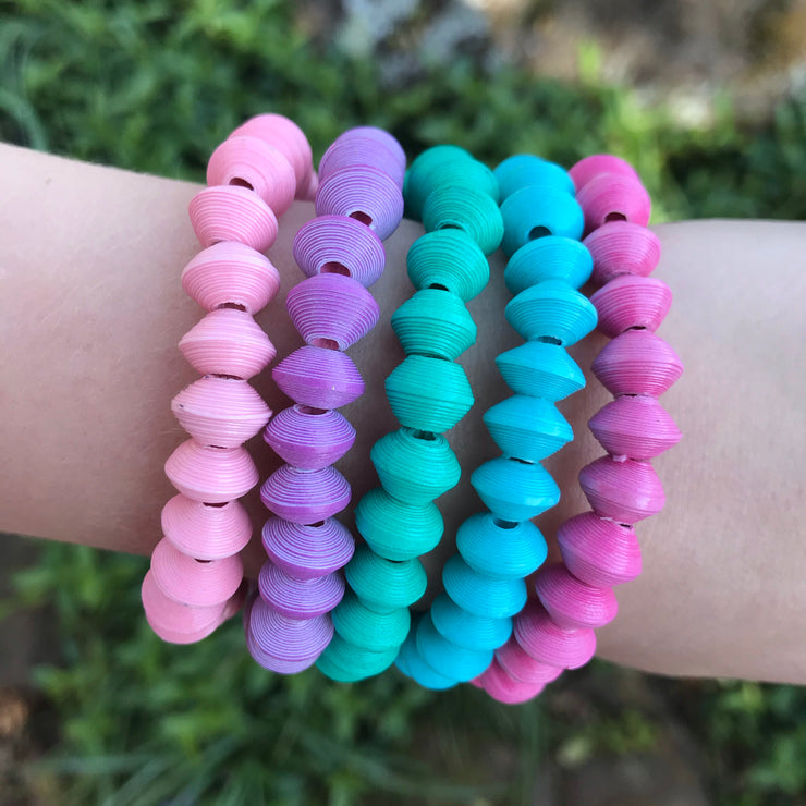Kids Bracelet - Set of 5 - Mango + Main